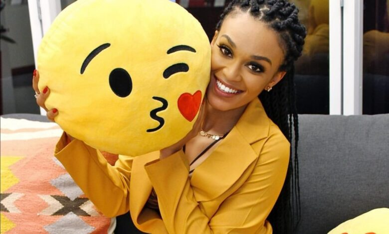 Pics! Pearl Thusi Buys A New Gorgeous Home