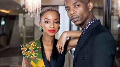 Photo of Check Out Nandi's Birthday Message To Zakes As He Clocks In 40 With A Massive Achievement!