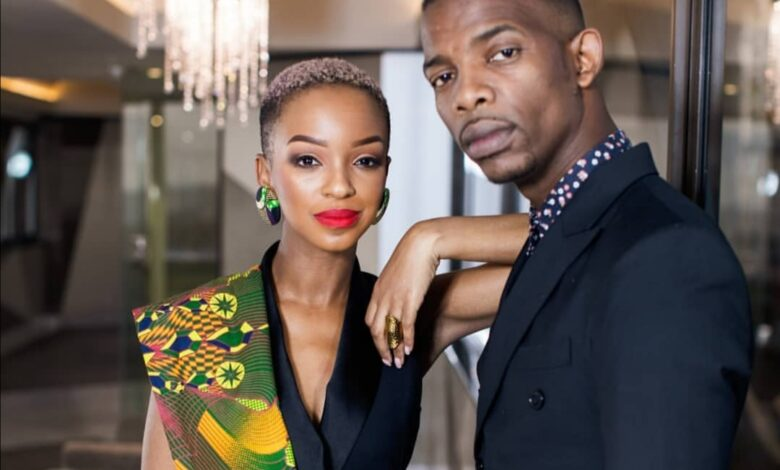 Nandi Madida Refuses Couple Goals Title As She Celebrates 4th Marriage Anniversary