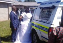 Photo of Watch! Couple Gets Arrested At Their Wedding For Violating Lockdown Rules