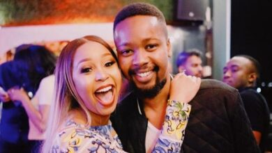 Photo of Pic! Minnie Dlamini Jones Remembers Her Late Brother