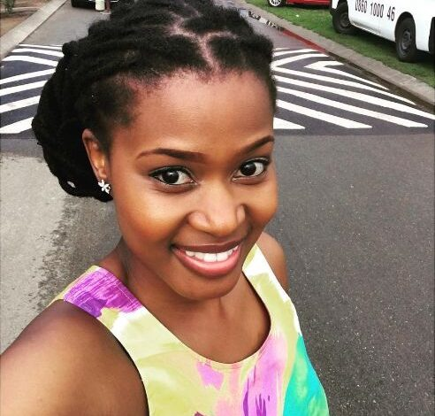 Zenande Mfenyana Celebrates Another Major Milestone