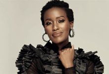 Photo of Scandal's Masasa Mbangeni Praises Co-Star Bongile Mantsai For How He Handles Intimate Scenes