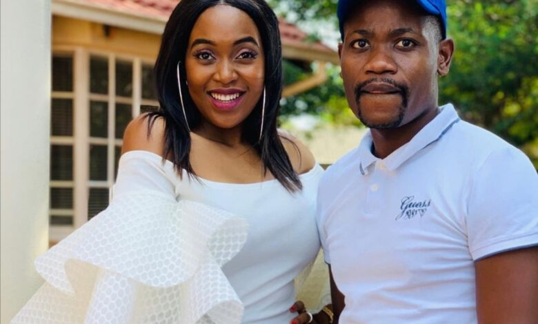 Skeem Saam's Lerato Marabe Sends Co-star Clement Maosa A Sweet Birthday Shoutout!