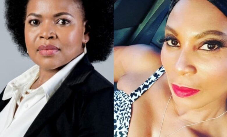 Florence Masebe Calls Out Penny Lebyane For Dismissive Miss SA Comment