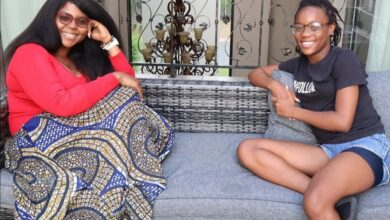 Photo of Mpho Letsholonyane's Sweet Birthday Shoutout To Her Daughter Turning 13!