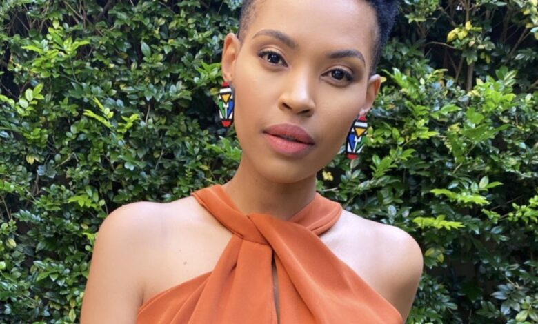 Black Twitter In Awe Of Gail Mabalane's Beauty And Acting Skills On #BloodAndWaterNetflix