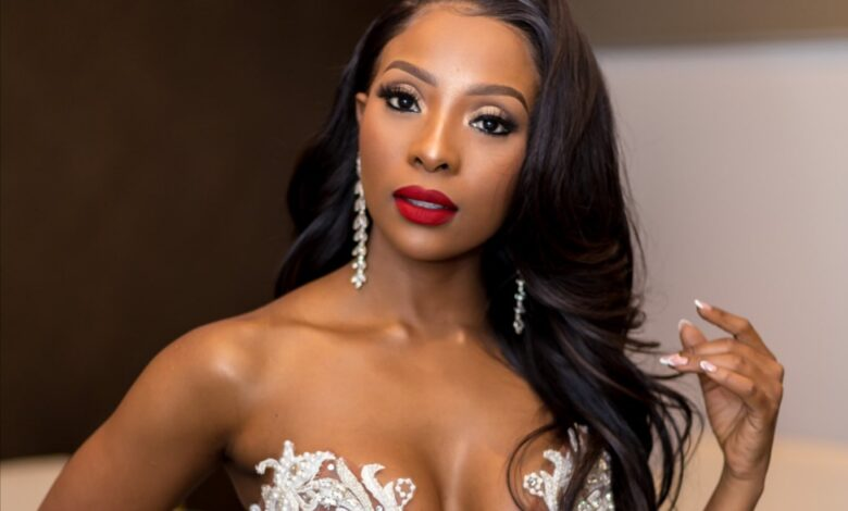 Pearl Modiadie Reveals Her Current Relationship Status!