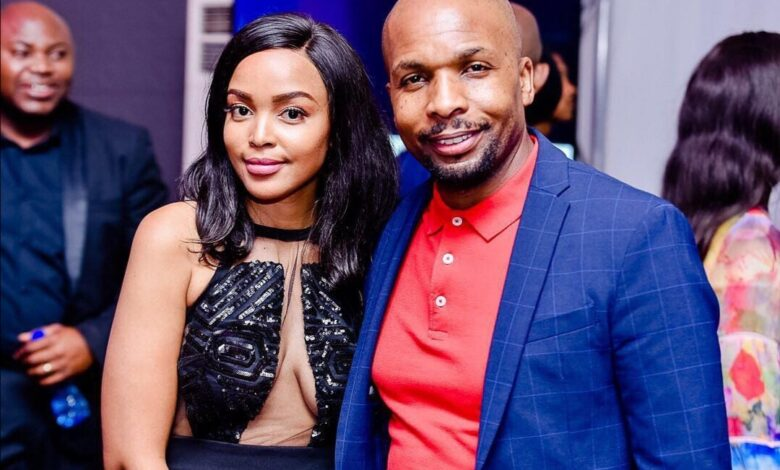 Real Housewives Of Joburg's Lebo Gunguluza's Husband Applauds Her For Standing Up For Herself On The Show