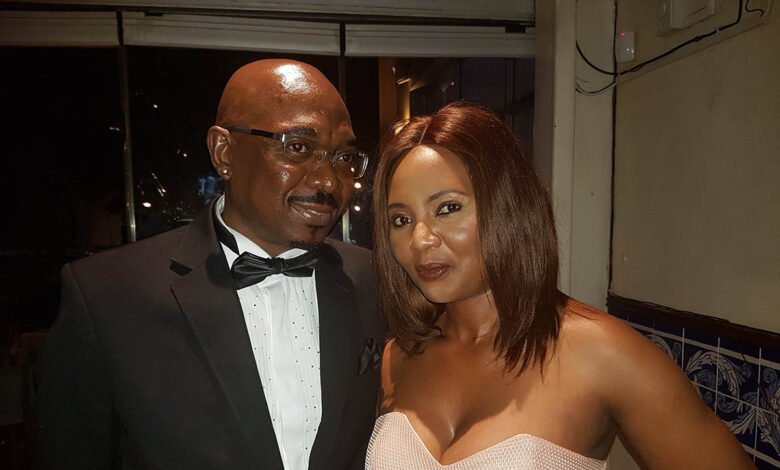 Menzi Ngubane Gushes Over His Wife And The Support she has Given Him
