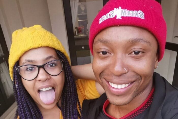 Skeem Saam's Buhle Maseko Honors His Woman In Sweet 4 Year Anniversary Post