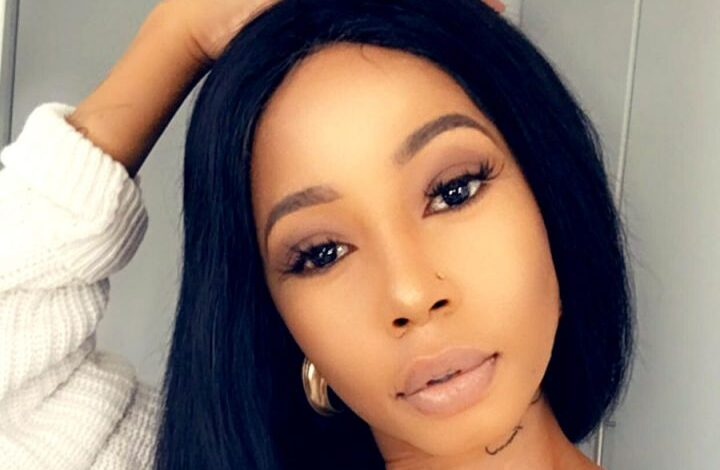 Kelly Khumalo Supports Woman Struggling With Mental Health To Keep Fighting