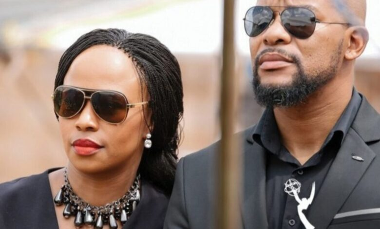 The River's Writer Reveals How Far Long Ago He Was Plotting Sindi Dlathu And Hlomla Dandala's Onscreen Romance