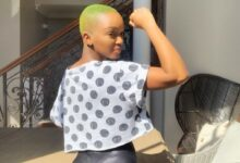 Photo of Black Twitter Reacts To Nandi Madida's 'Thirst Trap But Make It Activism' Photo