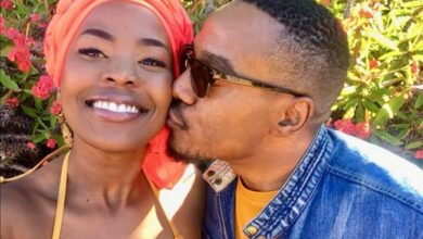 Photo of Actress Fulu Mugovhani Sends Husband Miza A Sweet Birthday Shoutout!