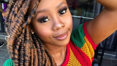 Photo of Bontle Modiselle Responds To A Critic Suggesting She Can't Dance!