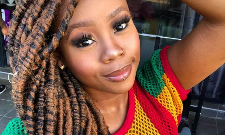 Bontle Modiselle Responds To A Critic Suggesting She Can't Dance!