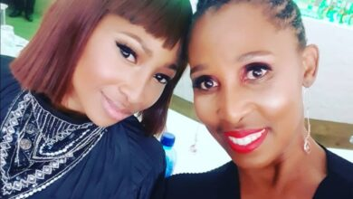 Photo of Enhle Mbali's Mom Encourages Her After Her List Of Demands From Black Coffee Made Headlines