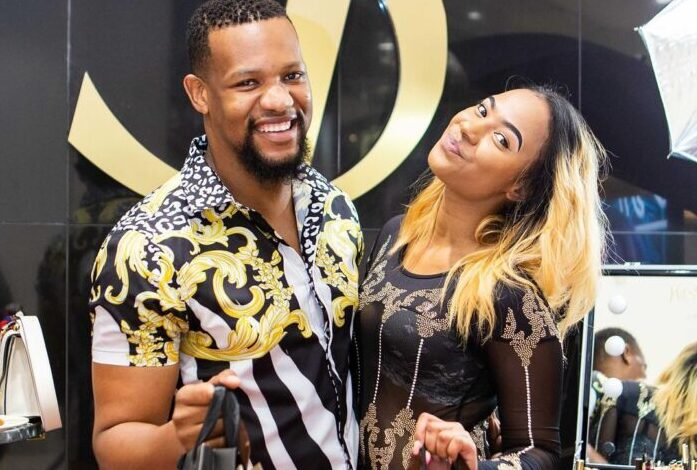 Watch! Did Kay Sibiya And His Baby Mama Just Confirm They Are Back Together?