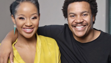 Photo of Mpoomy Ledwaba And Brenden Praise Welcome Baby No.2