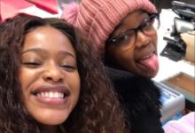 Photo of Pics: Natasha Thahane Gives  Thuso Mbedu A Birthday Shoutout