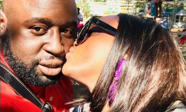 Kayise Ngqula Wishes Her Husband A Happy Heavenly Birthday In Tribute Post