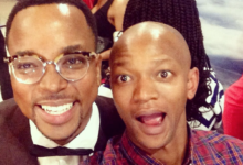 Photo of Maps Maponyane Vows To Keep His Brother Close To Him In Sweet Birthday Shoutout