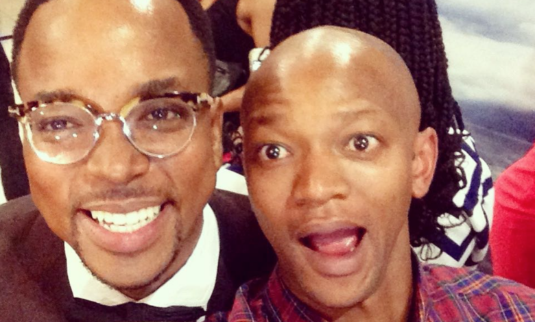 Maps Maponyane Vows To Keep His Brother Close To Him In Sweet Birthday Shoutout