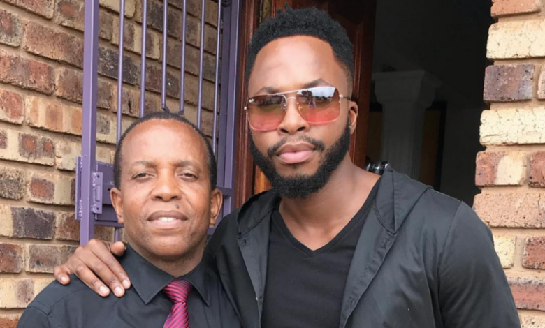 #TheQueen Actor Nay Maps Loses A Loved One
