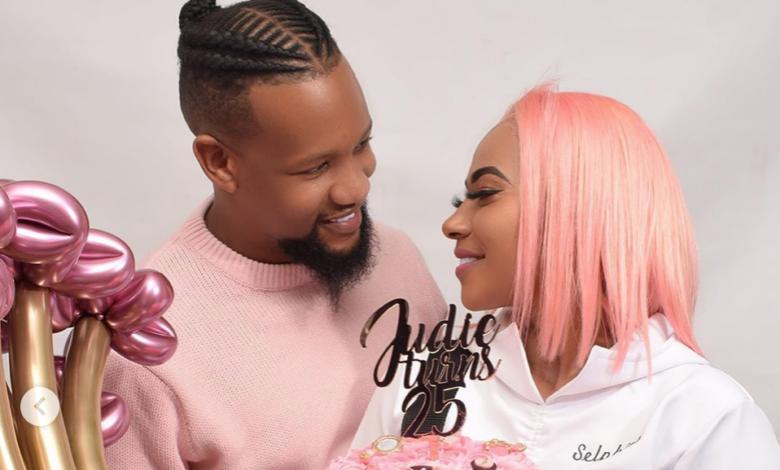 Kay Sibiya Wishes Baby Mama Judie Kama A Happy Birthday With A Special Message
