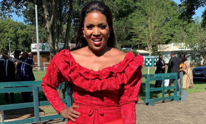 Former Generations The Legacy Actress Brenda Mhlongo Scores A new Acting Gig