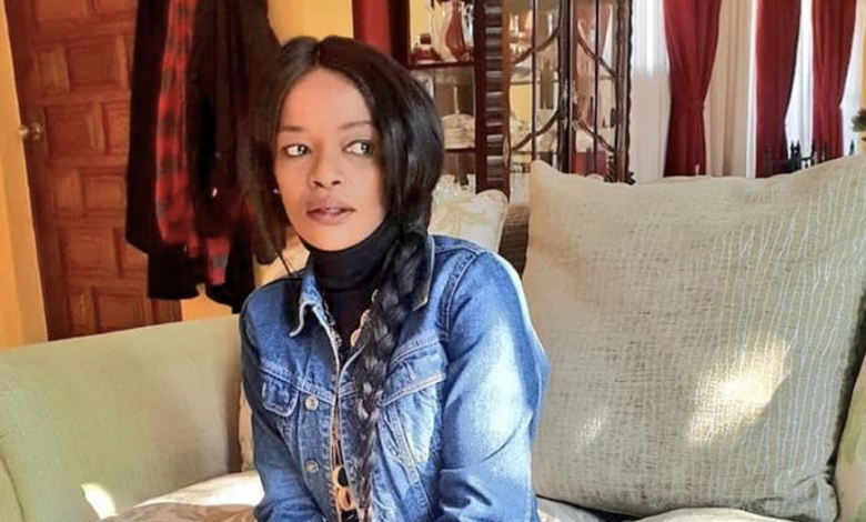 Kuli Roberts Offended By Sello Maake Ncube's Critic Of Her Acting Skills