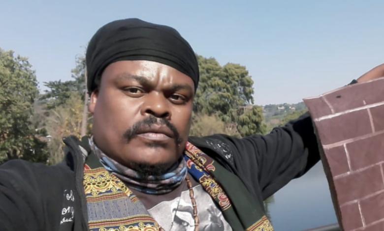Rasta's Andrew Mlangeni Painting Shocks Black Twitter Because Of How Good It Looks
