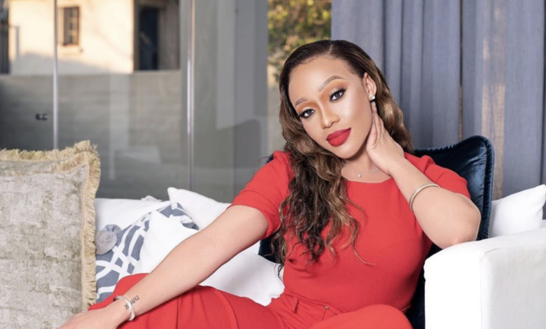 Thando Thabethe Scores An Acting Role On New Showmax Series