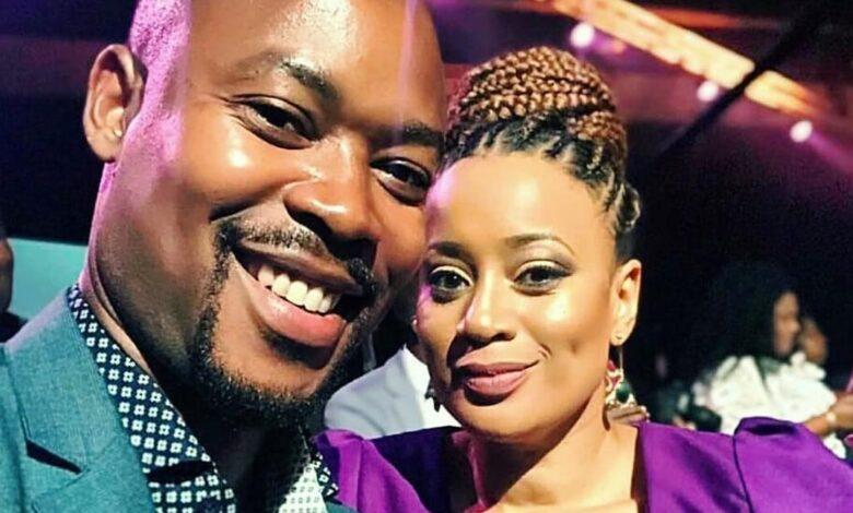 Couple Goals: Vuyo Ngcukana Gives His Bae Renate Stuurman A Romantic Surprise