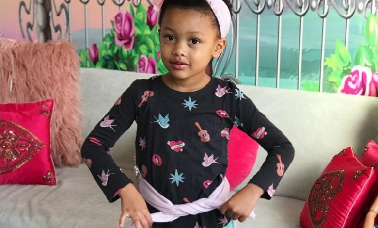 Kairo Forbes Reaches A Major On Her 5th Birthday
