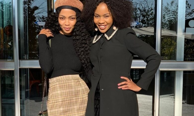Here's How Much Pasi Koetle Wants To Bless Her Sister With For Her Birthday!