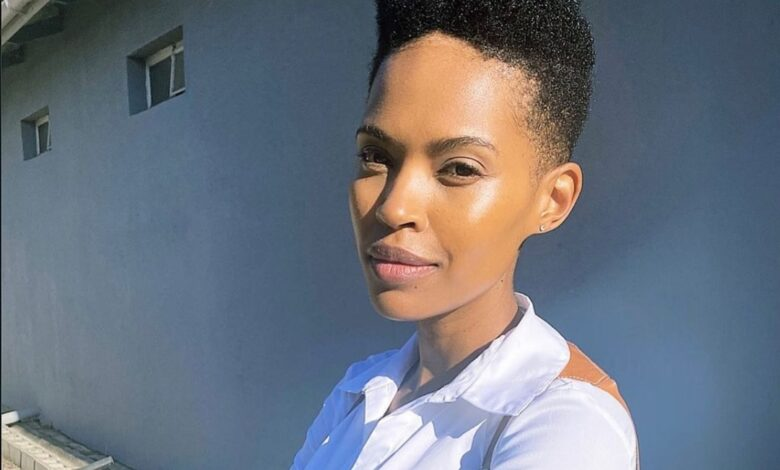 Gail Mabalane Mourns Losing Her Only Remaining Grandparent