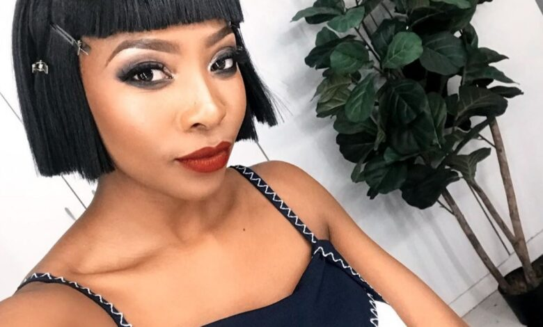 Pearl Modiadie Shares When She'll Reveal Her Baby Bump!
