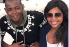 Photo of Mogau Motlhatswi Wishes Onscreen Boyfriend Cornet Mamabolo A Happy Birthday With Sweet Message