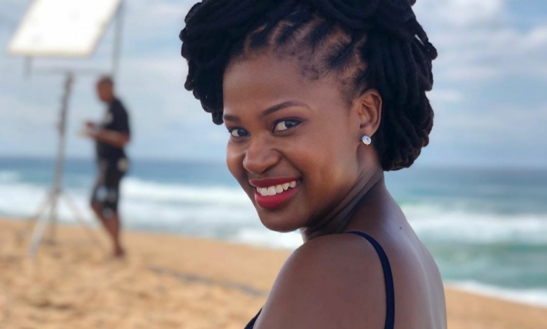 Zenande Mfenyana Shares How She Dealt With Her Ex Boyfriends Baby Mama Drama