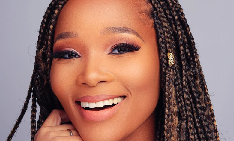 Pics! Millicent Mashile Celebrates Her 10 Year Anniversary In Style