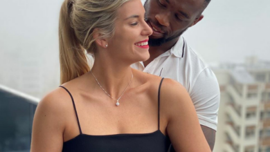 Photo of Watch! Rachel Kolisi Celebrates Wedding Anniversary With Embarrassing Videos Of Husband Siya