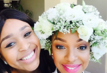 "Photo of ""You Were Always My Beyonce"" Minnie Dlamini Celebrates Nandi Madida In Congratulatory Message"