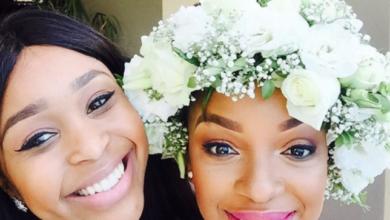 "Photo of ""You Were Always My Beyonce"" Minnie Dlamini Celebrates Nandi Madida In Congratulatory Message"