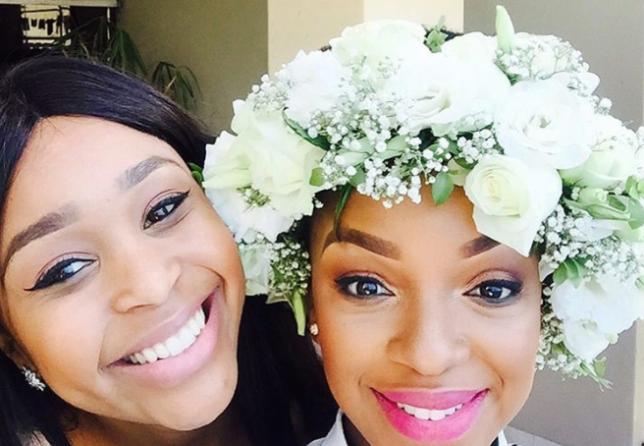 """You Were Always My Beyonce"" Minnie Dlamini Celebrates Nandi Madida In Congratulatory Message"
