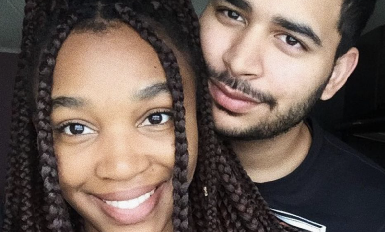 5 Cute Moments Of Blood And Water's Khosi Ngema And Her Boyfriend On Instagram