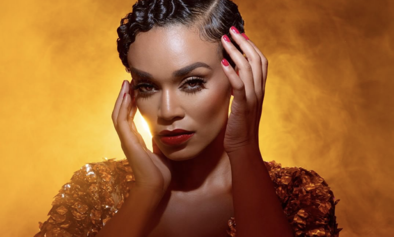 "Pearl Thusi Responds To Critics Claiming That She Is Not A ""Brown Skin Girl"""