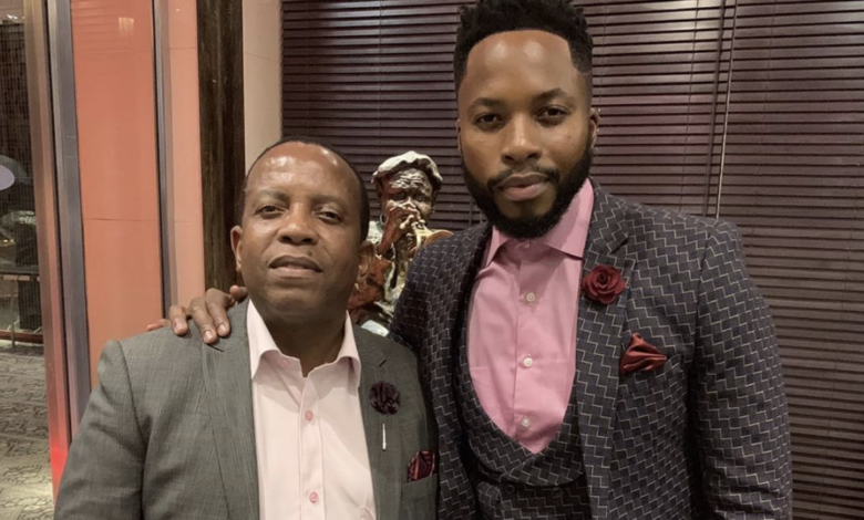 The Queen Actor Nay Maps Pays Tribute To His Late Father With Heartfelt Message