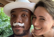 Photo of Mmusi Maimane Celebrates 15 Years Of Marriage With Sweet Anniversary Message To His Wife
